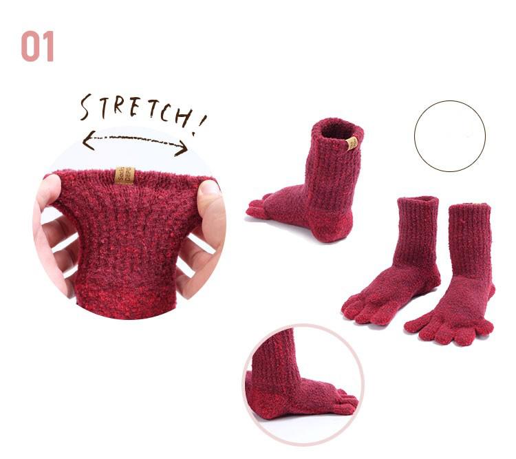 シュークリーム糸を使用した立体編み立て
